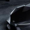 丰田Supra在此网络渲染中模拟了特斯拉卡车