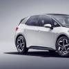 大众汽车发布了首款电动汽车ID3