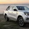 2020年日产纳瓦拉NissanNavara获得完善和安全性提升