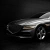 Genesis通过一系列设计效果图向在线观众展示了全新的G80