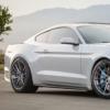 2022年福特野马可能会采用混合动力并配备AWD