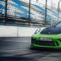 保时捷的新款GT3 RS将在赛道上威吓对手