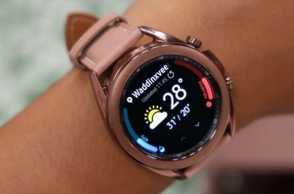 三星可以将其智能手表推向Android