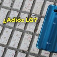 再见LG 该公司可能会停止生产Android手机