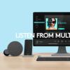 罗技的MX声音扬声器是所有大多数桌面都需要的