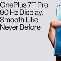 泄露OnePlus7TPro海报嘲笑90Hz显示和流畅体验