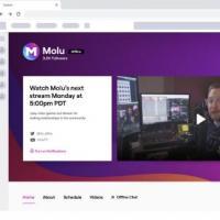 Twitch修改频道页面以帮助您观看功能区