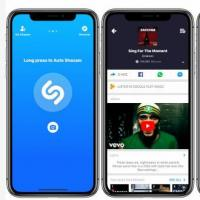 Shazam更新增加了黑暗模式 支持iOS13新的多点触控手势